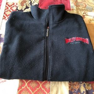 Men's Fleece Half-zip